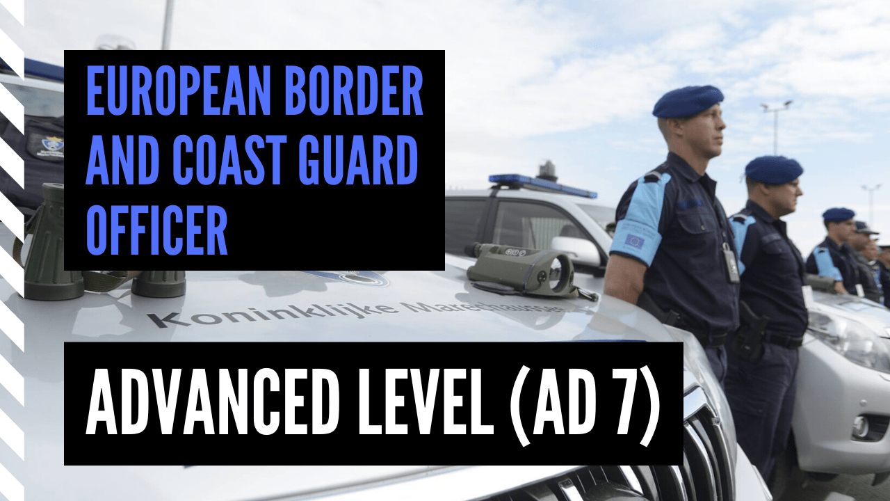 Salary and benefits - European Border and Coast Guard Officer, ADVANCED Level (AD 7)