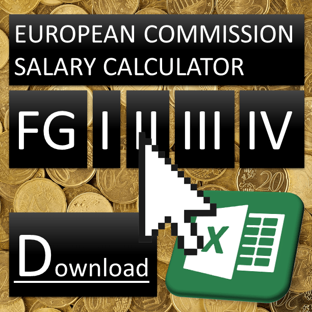 Download the European Commission salary calculator for contract agents FGI-IV