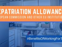 Expatriation allowance and Foreign Residence allowance